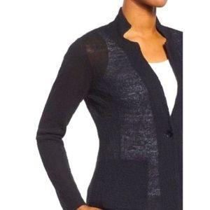 Eileen Fisher | 100% organic linen knit cardigan